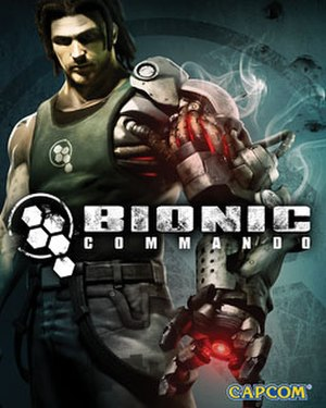 Bionic Commando (2009 video game) - Image: Bionic Commando