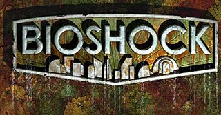 <i>BioShock</i> (series) First-person shooter video game series developed by Irrational Games