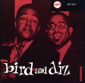 Bird and Diz - Image: Bird&Diz reissue