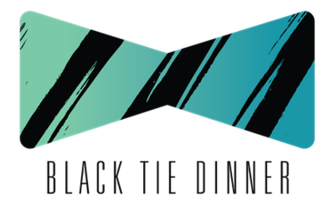 Black Tie Dinner - Black Tie Dinner Logo