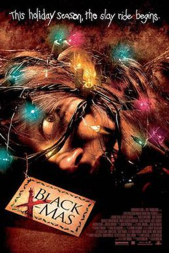 Black Christmas (2006 film) - Theatrical release poster