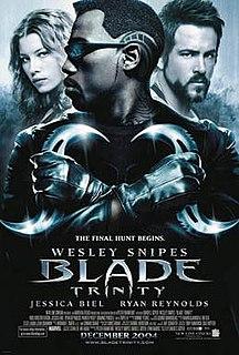 <i>Blade: Trinity</i> 2004 film by David S. Goyer