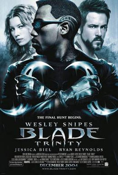 Picture of a movie: Blade: Trinity