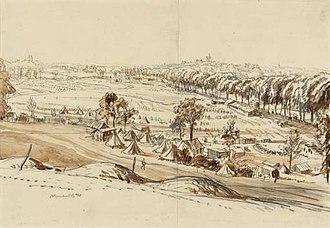 Muirhead Bone - Image: Bone, Flanders behind the Lines