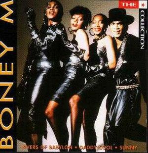 The Collection (1991 Boney M. album) - Image: Boney M. The Collection (1991)