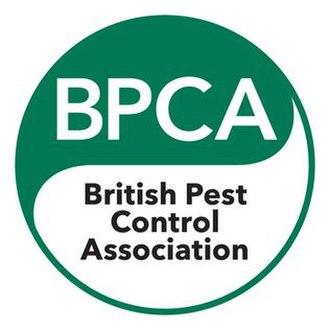 British Pest Control Association - Image: British Pest Control Association Logo