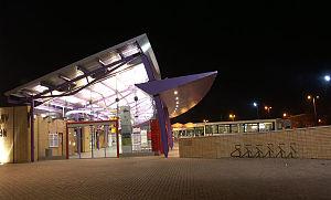 Burnley bus station - Image: Burnley bus station