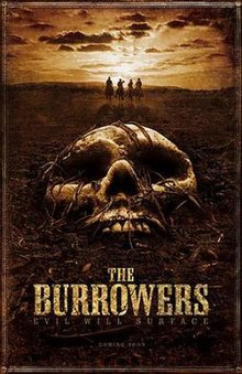 The Burrowers movie