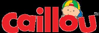 Caillou - Image: Caillou new logo