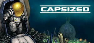 Capsized (video game) - Cover art for Capsized