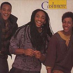 Cashmere (Cashmere album) - Image: Cashmere cover