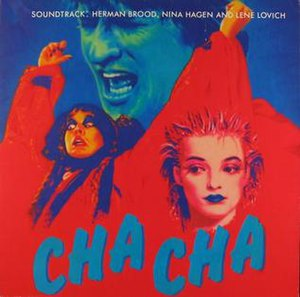 Cha Cha (soundtrack) - Image: Cha cha soundtrack