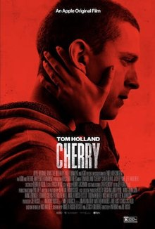 Cherry 2021 USA Anthony Russo Tom Holland Ciara Bravo Jack Reynor  Crime, Drama