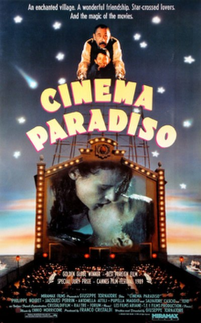 Picture of a movie: Cinema Paradiso