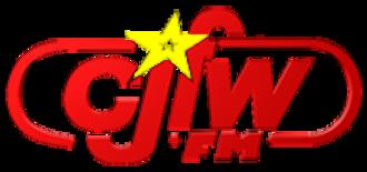 CJFW-FM - Image: Cjfw 1031