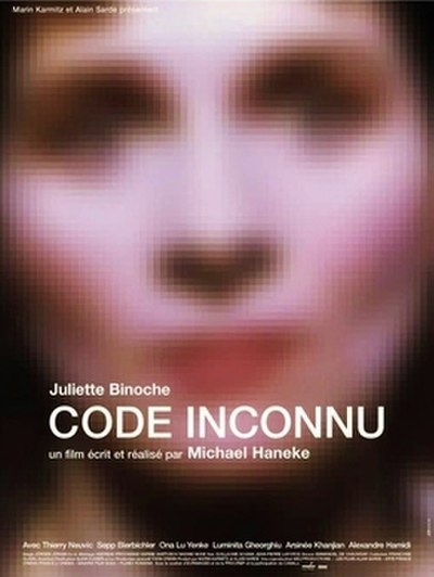 Picture of a movie: Code Unknown
