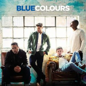 Colours (Blue album) - Image: Colours (Blue album)