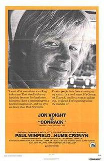 <i>Conrack</i> 1974 film by Martin Ritt