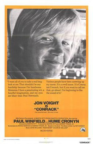"Conrack - 1974 Promotional Poster for ""Conrack"""