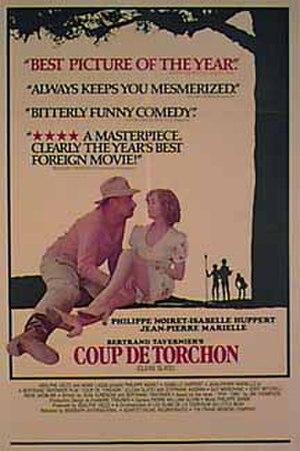 Coup de Torchon - Theatrical poster