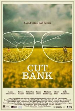 Cut Bank (film) - Theatrical release poster