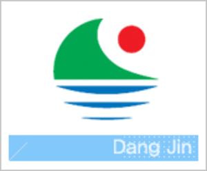 Dangjin - Image: Dangjin logo