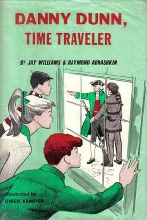 Danny Dunn, Time Traveler - First edition