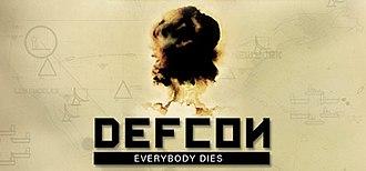 DEFCON (video game) - Image: Defcon promo