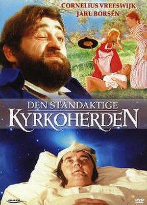 The Lustful Vicar - Swedish DVD-cover.