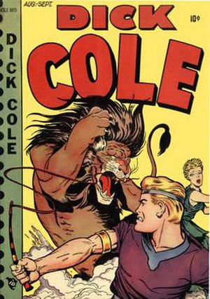 The Adventures of Dick Cole - Image: Dickcole 5
