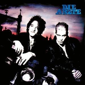 Die Ärzte (1986 album) - Image: Dieaerztealbum