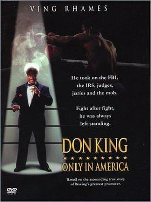 Don King: Only in America - Image: Don King Only in America