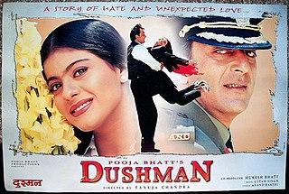 <i>Dushman</i> (1998 film) 1998 Indian film