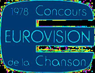 Eurovision Song Contest 1978 - Image: ESC 1978 logo