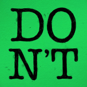 Don't (Ed Sheeran song) - Image: Ed Sheeran Don't (Official Single Cover)