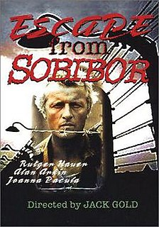 <i>Escape from Sobibor</i> 1987 television film directed by Jack Gold