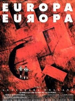 <i>Europa Europa</i> 1991 film by Agnieszka Holland