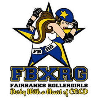 Fairbanks Rollergirls - Image: Fairbanks Rollergirls