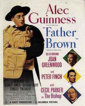 Father Brown (film) - Image: Father Brown (1954 film)