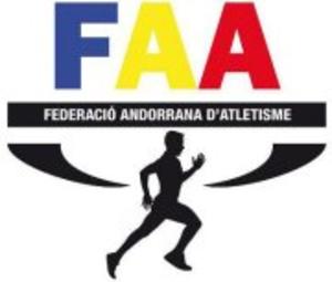 Andorran Athletics Federation - Image: Federació Andorrana d'Atletisme Logo