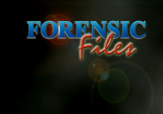 Forensic Files - Title card used during seasons 5 through 6 (including the retitled Medical Detectives episodes).