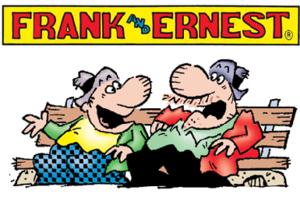 Frank and Ernest (comic strip) - Image: Frank and Ernest (comic strip)