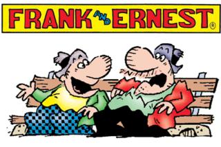 <i>Frank and Ernest</i> (comic strip)