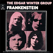 Frankenstein Edgar Winter.jpg