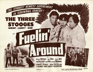 <i>Fuelin Around</i> 1949 film by Edward Bernds