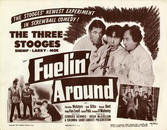 Fuelin' Around - Image: Fuelinfaround 49stooge