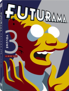 futurama season 3 wikipedia
