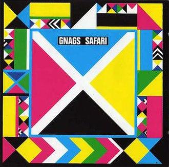 Safari (Gnags album) - Image: GNAGS Safari