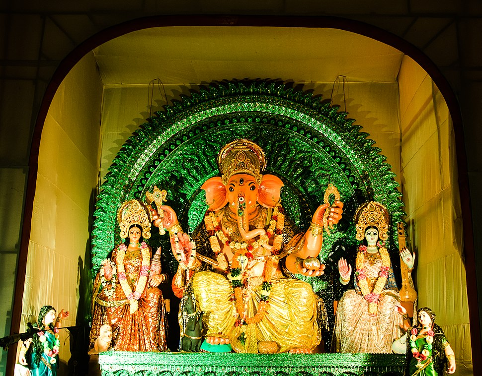 Ganesh Puja 2012, Jatani