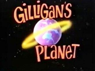 Gilligan's Planet - Image: Gilligans Planet title card